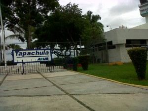 Tapachula_airport_parking_lot
